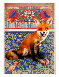 Poster  The Fox - Mandy Reinmuth