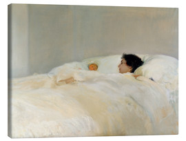 Canvastavla  Mother - Joaquín Sorolla y Bastida