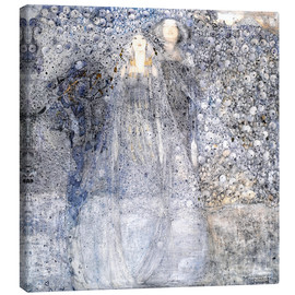 Canvastavla  Silver Apples - Margaret MacDonald Mackintosh