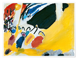 Premiumposter  Impression III (Concert) - Wassily Kandinsky