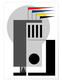 Poster  BAUHAUS DREAMING - THE USUAL DESIGNERS