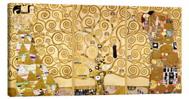 Canvastavla  The tree of life (Detail) - Gustav Klimt