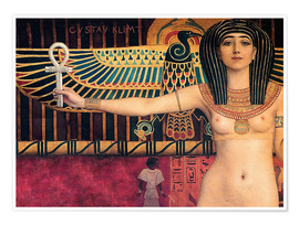 Premiumposter Ancient Egypt (Isis)