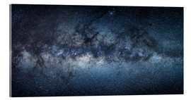 Akrylglastavla  Milky Way Panorama - Jan Christopher Becke