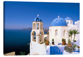 Canvastavla  Oia (Ia), island of Santorini (Thira), Cyclades Islands, Aegean, Greek Islands, Greece, Europe - Sergio Pitamitz