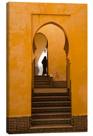 Canvastavla  Mausoleum of Moulay Ismail, Meknes, Morocco - Marco Cristofori