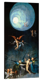 Aluminiumtavla  Ascent of the Blessed - Hieronymus Bosch