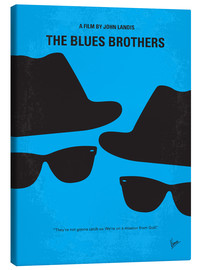 Canvastavla  The Blues Brothers - chungkong