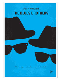 Premiumposter  The Blues Brothers - chungkong