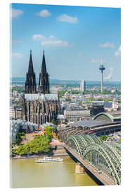 Akrylglastavla  Cologne Cathedral (Cathedral of St. Peter) - rclassen