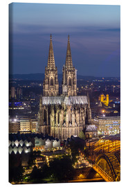 Canvastavla  cathedral of cologne - rclassen