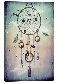 Canvastavla  Dream Catcher - Sybille Sterk