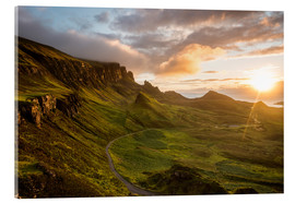 Akrylglastavla  The Quiraing, Isle of Skye, Scotland - Markus Ulrich