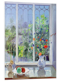 PVC-tavla  Still life in the window - Timothy Easton
