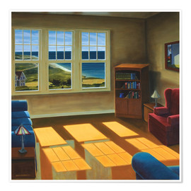 Premiumposter  Apartment By The Sea - David Arsenault