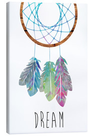 Canvastavla  Dreamcatcher - GreenNest