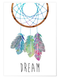 Premiumposter  Dreamcatcher - GreenNest