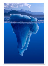 Premiumposter  Tip of the iceberg - John Hyde