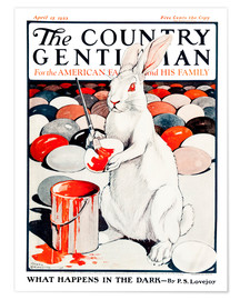 Premiumposter  Cover of Country (White Rabbit) - Remsberg