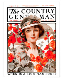 Premiumposter Cover of Country Gentleman