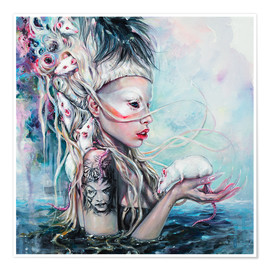 Premiumposter  Yolandi, the rat mistress - Tanya Shatseva