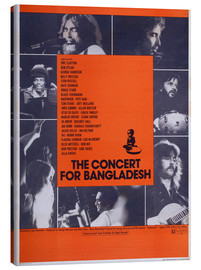 Canvastavla  THE CONCERT FOR BANGLADESH