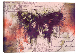 Canvastavla  Crazy Butterfly - Andrea Haase