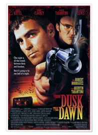 Premiumposter  From Dusk Till Dawn - Entertainment Collection