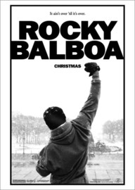 Akrylglastavla  Rocky Balboa - Entertainment Collection