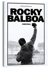 Canvastavla  Rocky Balboa - Entertainment Collection