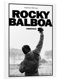 PVC-tavla  Rocky Balboa - Entertainment Collection