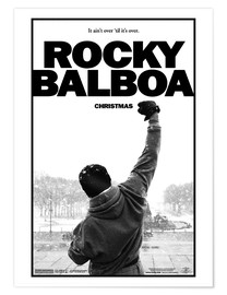 Premiumposter  Rocky Balboa - Entertainment Collection