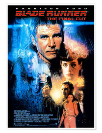 Poster  Blade Runner - Entertainment Collection