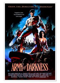 Premiumposter Army of Darkness