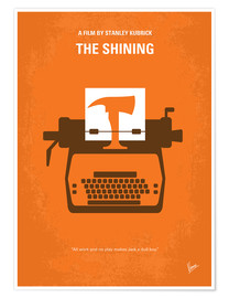 Poster  The Shining - chungkong