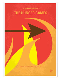 Premiumposter The Hunger Games