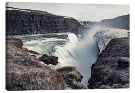 Canvastavla  Gulfoss - Images Beyond Words