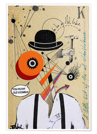 Premiumposter A Clockwork Orange