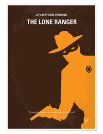 Premiumposter The Lone Ranger