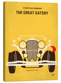 Canvastavla  The Great Gatsby - chungkong
