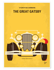 Premiumposter  The Great Gatsby - chungkong