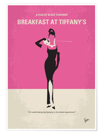 Premiumposter Breakfast at Tiffany's