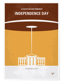 Premiumposter  Independence Day - chungkong