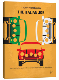 Canvastavla  The Italian Job - chungkong