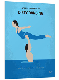 PVC-tavla  Dirty Dancing - chungkong