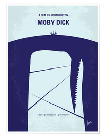 Premiumposter Moby Dick