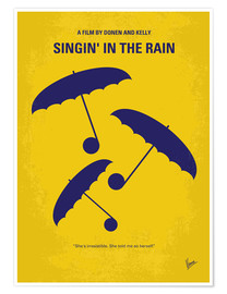 Premiumposter Singin' In The Rain