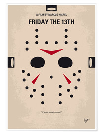 Premiumposter Friday The 13th