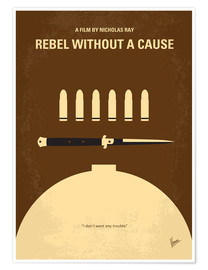 Premiumposter Rebel Without A Cause