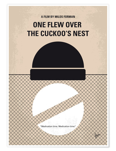 Premiumposter One Flew Over The Cuckoo's Nest